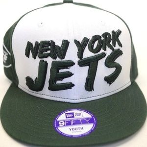 Youth New Era New York Jets 9Fifty Snapback Cap